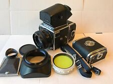 Kiev 88 TTL 6x6cm camera full kit near Mint