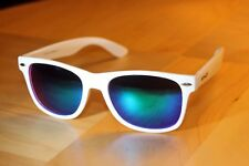 Midwest Shades FRANK THE TANK White Green AMERICAN EXCLUSIVE Sunglasses UK Sellr