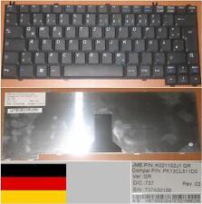 Clavier Qwertz Allemand ACER TM2904050 PK13CL511D0 K021102J1 KB.T350C.004 Noir