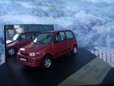 1/43 Vitesse (Portugal)  Fiat cinquecento soleil 1996