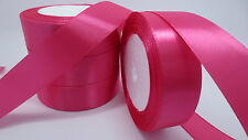 """NEW Gift Wrapping wedding festival Party 5yards 1""""25mm Craft Satin Ribbon T4WPB"""