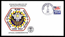 1993 LANDING STS-58 COLUMBIA OV-102 - 58TH SHUTTLE MISSION - EDWARDS (ESP#3265)
