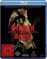 German Angst (uncut) (BR) DE-Version Jörg Buttgereit, Milton Welsh, Jörg BLU RAY