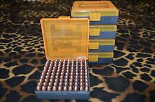 22 lr Ammo Case / Box  / (5 PACK) Capacity 100 / Smartreloader (NO AMMO)