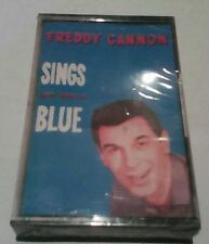 Freddy Cannon Sings Happy Shades of Blue Cassette - SEALED