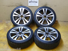 "Original Mercedes 18"" W207 Coupé Cabrio Winterräder AMG Paket RDKS DOT2314 8mm"