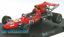 1:43 MARCH 711 - RBA F1 (1971) - Ronnie Petterson (024)