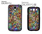 Disney All Characters Phone Case Cover Mobile Diamond Samsung Galaxy S3 S4 S5