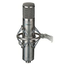 ALCTRON HST-11A PROFESSIONAL RECORDING STUDIO TUBE VALVE MICROPHONE KIT