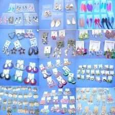 200 prs Wholesale earrings women ear rings cheap*Ship From US/Canada*
