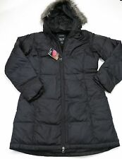 $280 Mountain Hardwear Women's Classic Downtown Coat Size Medium Black NWT