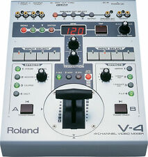 Roland V-4 Mixer video 4 Canali Analogici AS NEW! Ribasso!!!