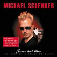 MICHAEL SCHENKER - Forever And More-The Best Of  (2-CD) DCD