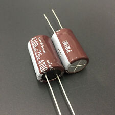 5pcs 4700uF 25V Nichicon PM 16x25.5mm 25V4700uF Super Low Impedance Capacitor