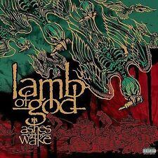 Ashes of the Wake [PA] by Lamb of God (CD, Aug-2004, Epic (USA))