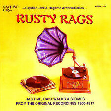 Rusty Rags, New Music