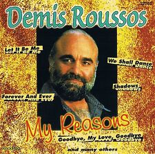 "DEMIS ROUSSOS ""My Reasons"" 16 Track Collection 1998 Neu & OVP Lollipop License"