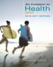 Available Titles Diet Analysis Plus: An Invitation to Health, Brief Edition...