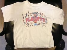 OKC Thunder White Size YS JP Shirt 2011 Playoffs for Boy or Girl