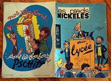Les Pieds Nickelés au Lycée (n°18) • 1964