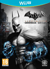 Batman: Arkham City -- Armoured Edition (Wii U) [BRAND NEW] [FACTROY SEALED]