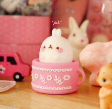 Molang 8GB USB 2.0 Memory Stick PINK Cute Accessory Flash Drive Storage Disk Key