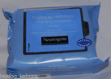 25 - Neutrogena Make Up Remover Cleansing Wipes Pads Cloths Face Eye Towelettes