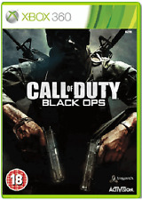 Xbox 360-call of duty black ops (cod bo 1) ** nouveau & sealed ** en stock au royaume-uni
