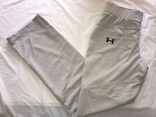 NWT MEN'S UNDER ARMOUR LOOSE BASEBALL PANTS SIZE M