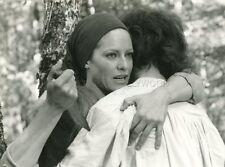 NATHALIE DELON COLINOT TROUSSE-CHEMISE 1973 VINTAGE PHOTO ORIGINAL #12