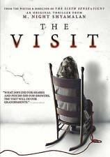 The Visit (DVD, 2016) M. Night Shyamalan Kathryn Hahn, Peter McRobbie