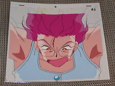 Sailor Moon Production Anime Cel - Hawk Eye + Sketch