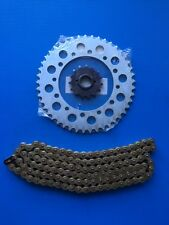 KIT TRASMISSIONE CATENA KIT TRANSMISSION CHAIN HONDA DOMINATOR 650 ANNO 1988