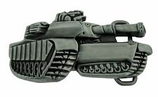 Us Army Belt Buckle Military Tank Marine Fashion Costume Mens Soldier Tattoo new