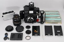 【NEAR MINT】 Mamiya Universal Press Film Camera w/ 65mm 127mm from japan #306