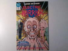 ELECTRIC WARRIOR #8 by Moench & Baikie, published 1986 by DC Comics USA.  Fn+