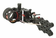 NEW  PSE X-Force Drive Max 4 Pin Bow Sight Black 01235BK W/ Speed Dial