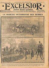 Artillery Serbia Army Mount Ingodnin Bosnia and Herzegovina Sarajevo WWI 1914