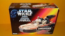 VINTAGE RETRO KENNER LANDSPEEDER STAR WARS MINT BOXED 1995 LUKE SHIP RARE