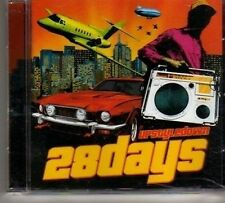 (CJ838) Upstyledown, 28 Days - 2000 CD