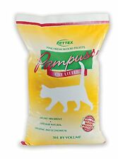 Pettex Pampuss Woodbase Cat Litter 30 Litre 30 L Brown