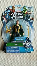 MARVEL Avengers Assemble LOKI Enchanted Scepter Action Figure NEW