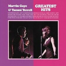 "MARVIN GAYE&TERRELL TAMMI ""GREATEST HITS"" CD NEU"