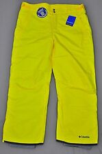 NEW COLUMBIA MEN'S BUGABOO II SNOW SKI SNOWBOARDING PANT WINTER WATERPROOF