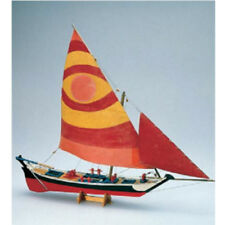"""Detailed, Junior Line Wooden Model Ship Kit by Amati: """"Felucca"""""""