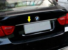 Rear Trunk Lid molding trim Chrome BMW 3 Series E90 318 325 328 2006-2011