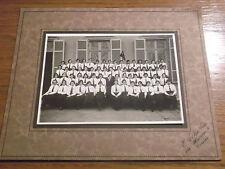 """VERA FOTO Regio Liceo """"Vittorio Alfieri"""" TORINO 1933 SEDE DI VIA GIACOSA (VP)"""