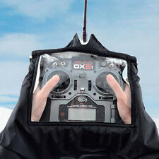 Warm Glove Hand Warmer Cold Air Shield Hood For DJI Walkera FS RC Transmitter❉DE