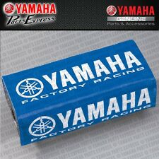 NEW YAMAHA FACTORY RACING HANDLEBAR FAT BAR PAD GYTR YZ YZF 125 250 250F 450F