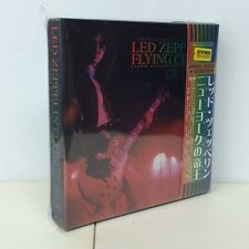 "LED ZEPPELIN ""FLYING CIRCUS"" 40TH ANNIVERSARY EDIT. 9-CD BOX SET, EMPRESS VALLEY"
